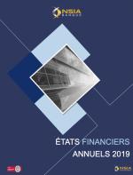 ETATS FINANCIERS 2019