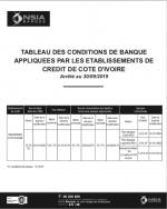 TABLEAU CONDITIONS BANQUE APPLIQUES 30092019